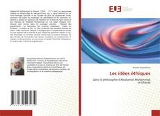 Buchcover von Les idées éthiques