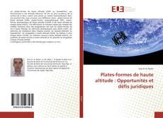 Bookcover of Plates-formes de haute altitude : Opportunités et défis juridiques