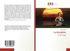 Buchcover von La discipline