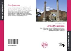 Bookcover of Anna Diogenissa
