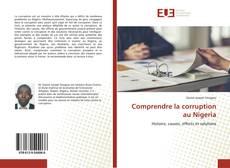 Buchcover von Comprendre la corruption au Nigeria