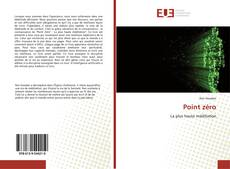 Bookcover of Point zéro