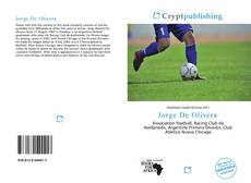 Bookcover of Jorge De Olivera