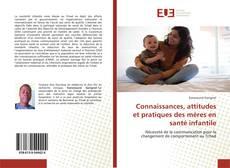 Обложка Connaissances, attitudes et pratiques des mères en santé infantile