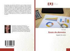 Couverture de Bases de données