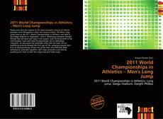 Portada del libro de 2011 World Championships in Athletics – Men's Long Jump