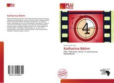 Buchcover von Katharina Böhm