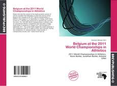 Portada del libro de Belgium at the 2011 World Championships in Athletics