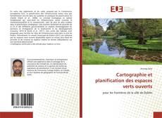 Cartographie et planification des espaces verts ouverts kitap kapağı