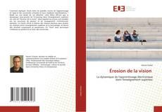 Buchcover von Érosion de la vision