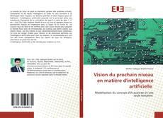 Couverture de Vision du prochain niveau en matière d'intelligence artificielle
