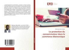 Buchcover von La protection du consommateur dans le commerce électronique