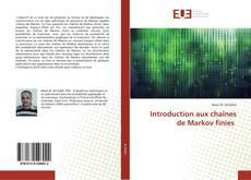 Introduction aux chaînes de Markov finies kitap kapağı