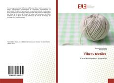Fibres textiles kitap kapağı