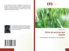 Buchcover von Soins et services aux clients