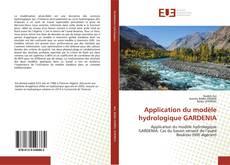 Buchcover von Application du modèle hydrologique GARDENIA