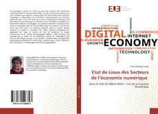 Bookcover of Etat de Lieux des Secteurs de l'économie numérique