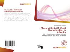 Portada del libro de Ghana at the 2011 World Championships in Athletics