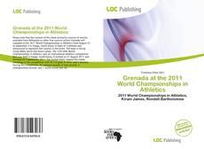 Portada del libro de Grenada at the 2011 World Championships in Athletics