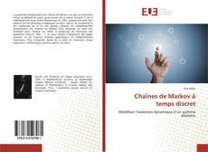 Chaînes de Markov à temps discret kitap kapağı