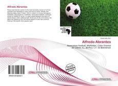 Capa do livro de Alfredo Abrantes