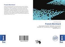 Обложка Franck Bernhard