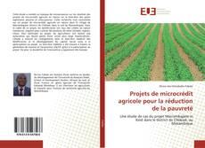 Bookcover of Projets de microcrédit agricole pour la réduction de la pauvreté