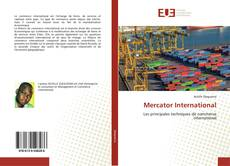 Couverture de Mercator International