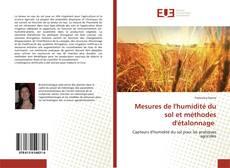 Mesures de l'humidité du sol et méthodes d'étalonnage kitap kapağı