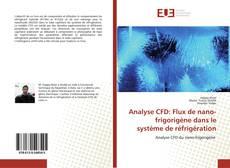 Обложка Analyse CFD: Flux de nano-frigorigène dans le système de réfrigération