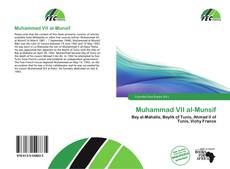 Bookcover of Muhammad VII al-Munsif