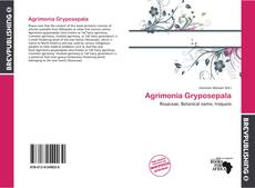 Bookcover of Agrimonia Gryposepala