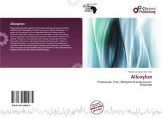 Buchcover von Alloxylon