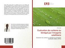 Portada del libro de Évaluation du carbone au Sénégal par l'imagerie satellitaire