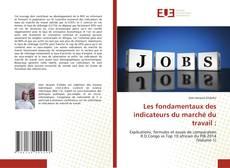 Couverture de Les fondamentaux des indicateurs du marché du travail :