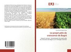 Le projet pôle de croissance de Bagré的封面