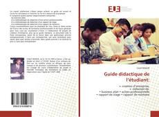 Portada del libro de Guide didactique de l'étudiant: