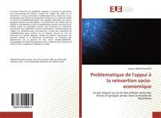 Bookcover of Problematique de l'appui à la reinsertion socio-economique