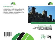 Обложка Monson Baronets