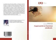 Portada del libro de Supersanité et fonction cérébrale