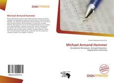 Capa do livro de Michael Armand Hammer