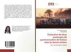 Couverture de Évaluation de deux protocoles de synchronisation de l'Estrus chez les bovins laitiers