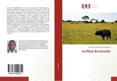 Bookcover of Le Rêve Burkinabè