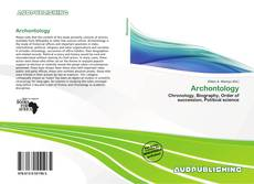 Bookcover of Archontology