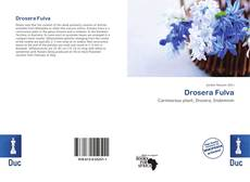 Bookcover of Drosera Fulva