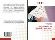 Copertina di Cytogénétique du Syndrome de Turner