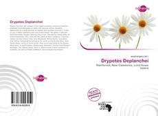 Обложка Drypetes Deplanchei