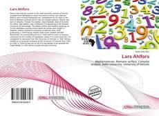 Buchcover von Lars Ahlfors