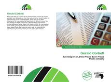 Bookcover of Gerald Corbett