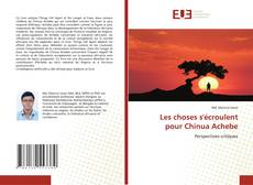 Borítókép a  Les choses s'écroulent pour Chinua Achebe - hoz